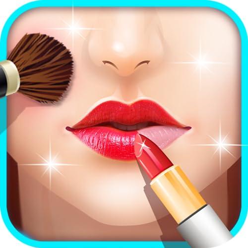 Princess lips SPA - girls games