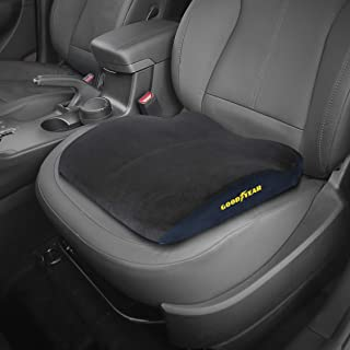 Goodyear 1009 - Extra Soft & Curved Seat Cushion for Car or Office Chair