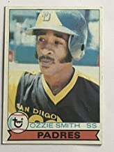 1979 Topps #116 Ozzie Smith VG/EX (Very Good/Excellent)