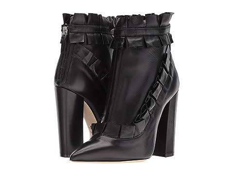 Racine Carrée Ruffle Ankle Heel