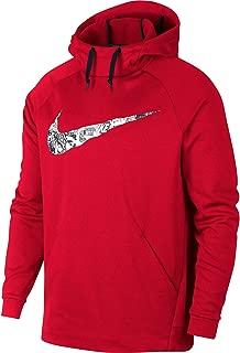 Nike Men's Big and Tall Dri Therma-Fit Training Pullover Sweatshirt Hoodie