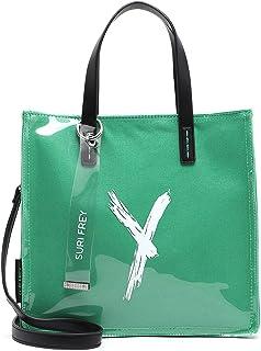 SURI FREY Shopper SURI Black Label Lizzy 16111 Damen Handtaschen Uni green 930 One Size
