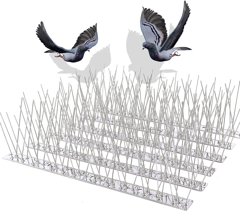 Use bird spikes