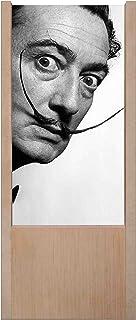 Lámpara de mesa de madera Salvador Dali '