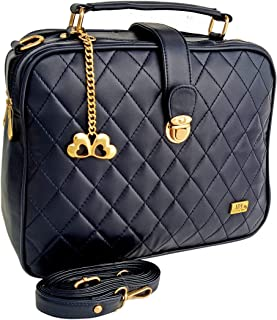 I DEFINE YOU Gracie leatherette Bag for Girls and Women