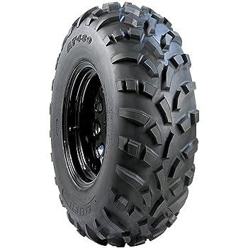 Tire Application: All-Terrain Tire Construction: Bias 27x10x12 Tire Ply: 6 Kenda K299 Bear Claw Tire Front//Rear Rim Size: 12 Position: Front//Rear Tire Type: ATV//UTV 08299129BC1 Tire Size: 27x10x12