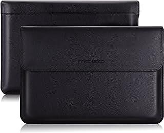 MoKo Funda de 13.5 Inch Sleeve Bag Bolsa de Manga Maletín de Cuero PC Portátil Compatible para Surface Laptop/Surface Book...