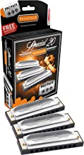 Best harmonica hohner special 20 progressive Reviews