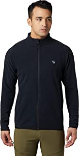 Macrochill Full Zip Men's Classic Fleece Jacket for Hiking, Backpacking, Climbing, and Everyday