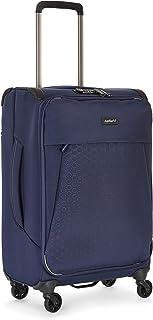 Antler 4081113026 Oxygen 4W Cabin Roller Case Carry-Ons (Softside), Blue, 56 cm