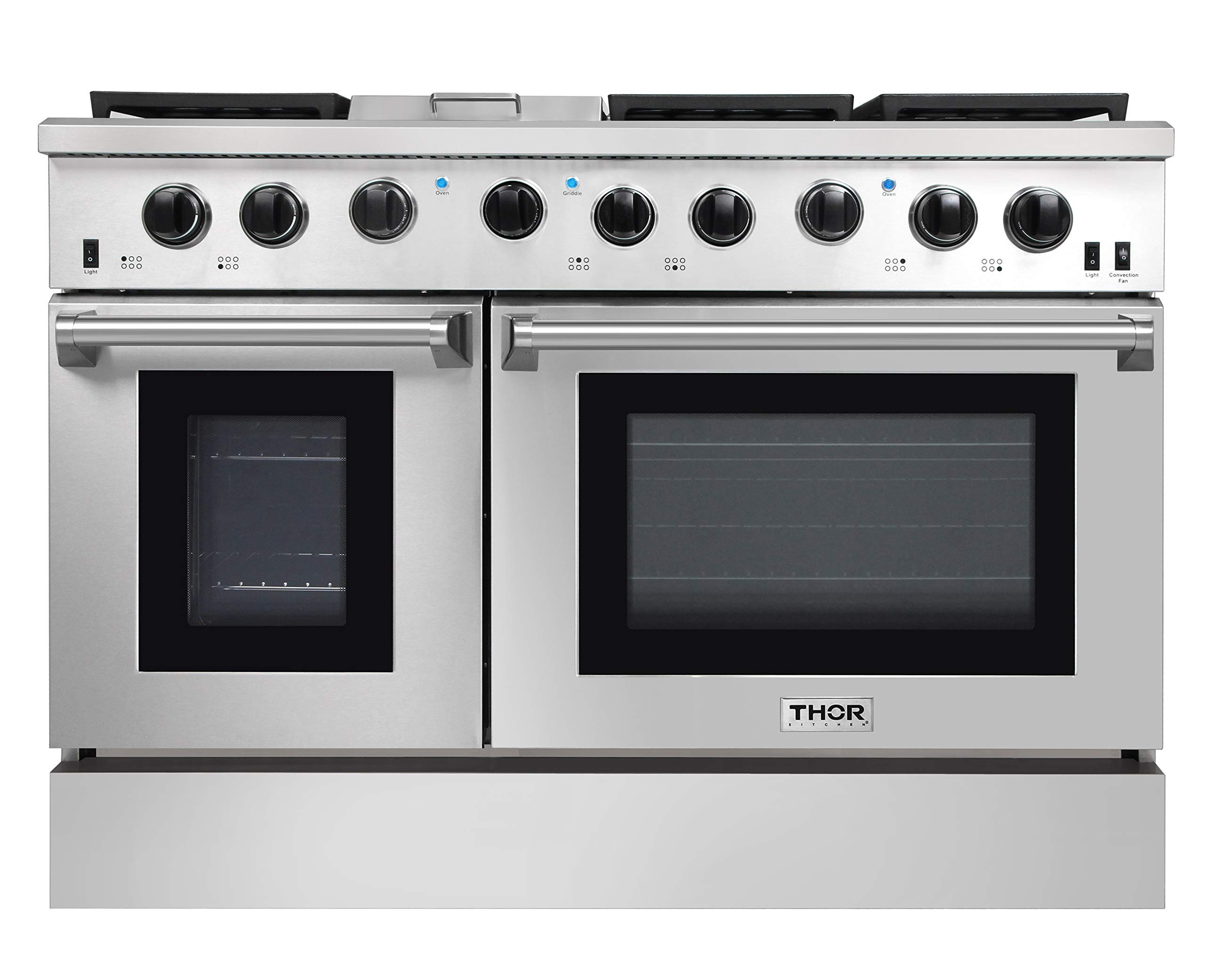 Thor Kitchen Natural Propane Stainless