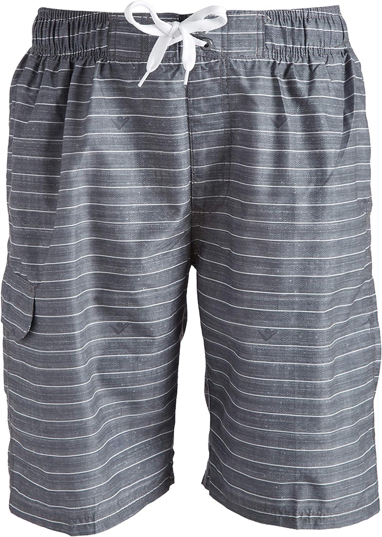Kanu Surf Men's Flex Swim Trunks (Regular & Extended Sizes)