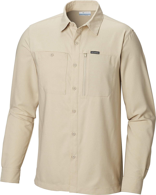 Columbia Men's Pilsner Peak Iv Long Sleeve Shirt