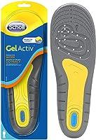 Scholl GelActiv™ Wkładki męskie do butów do pracy żelowe - komfort i amortyzacja 2 szt.