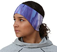TrailHeads Print Headband | Ear Warmer and Ponytail Headband for Women - 8 Patterns