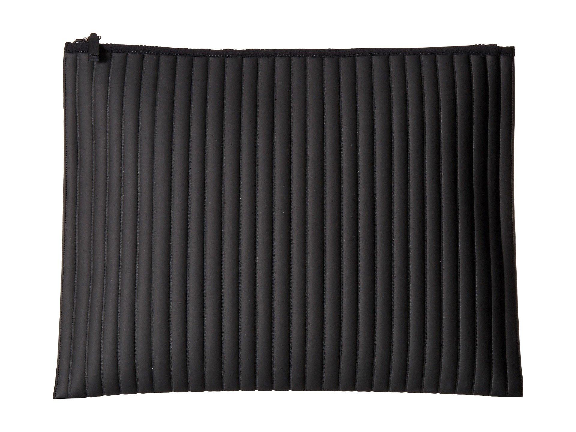Black Pouch No Ka'oi Gummed Striped qfwIF1