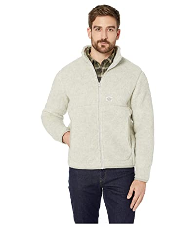 Snow Peak Wool Fleece Jacket (White) Men