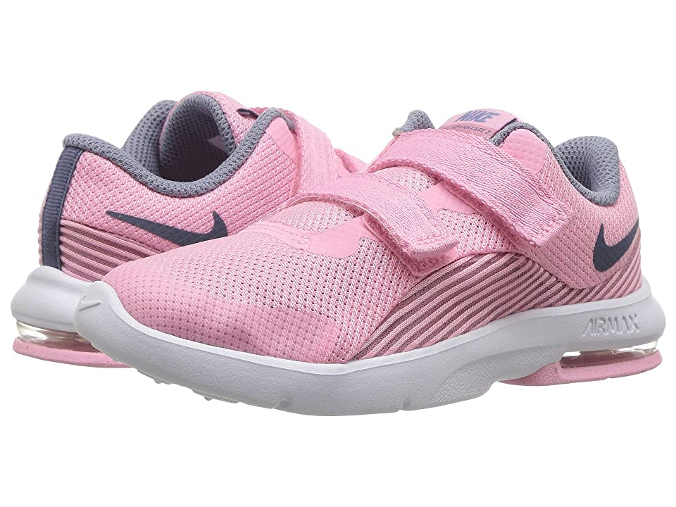 Nike Kids Air Max Advantage 2 (Infant/Toddler) (Pink/Diffused Blue/Elemental Pink) Girls Shoes