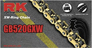 RK 520 GXW XW-Ring Chain - 120/Gold