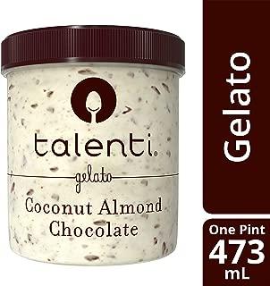 Talenti Gelato Coconut Almond Chocolate, 1 pint (Frozen)