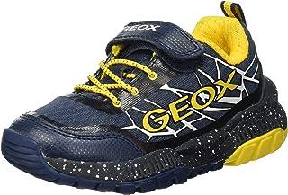Geox J Tuono Boy B, Basket Garçon