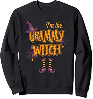 Grandma tee - I'm the Grammy witch - Halloween Sweatshirt