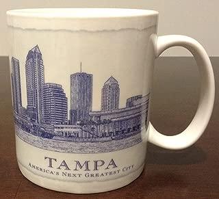Starbucks Architecture Series Mug- Tampa, 2007