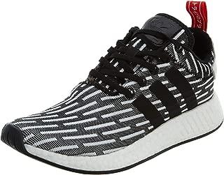 adidas NMD_R2 Pk Mens Style: BB2951-Blk/Wht Size: 9 Black/White