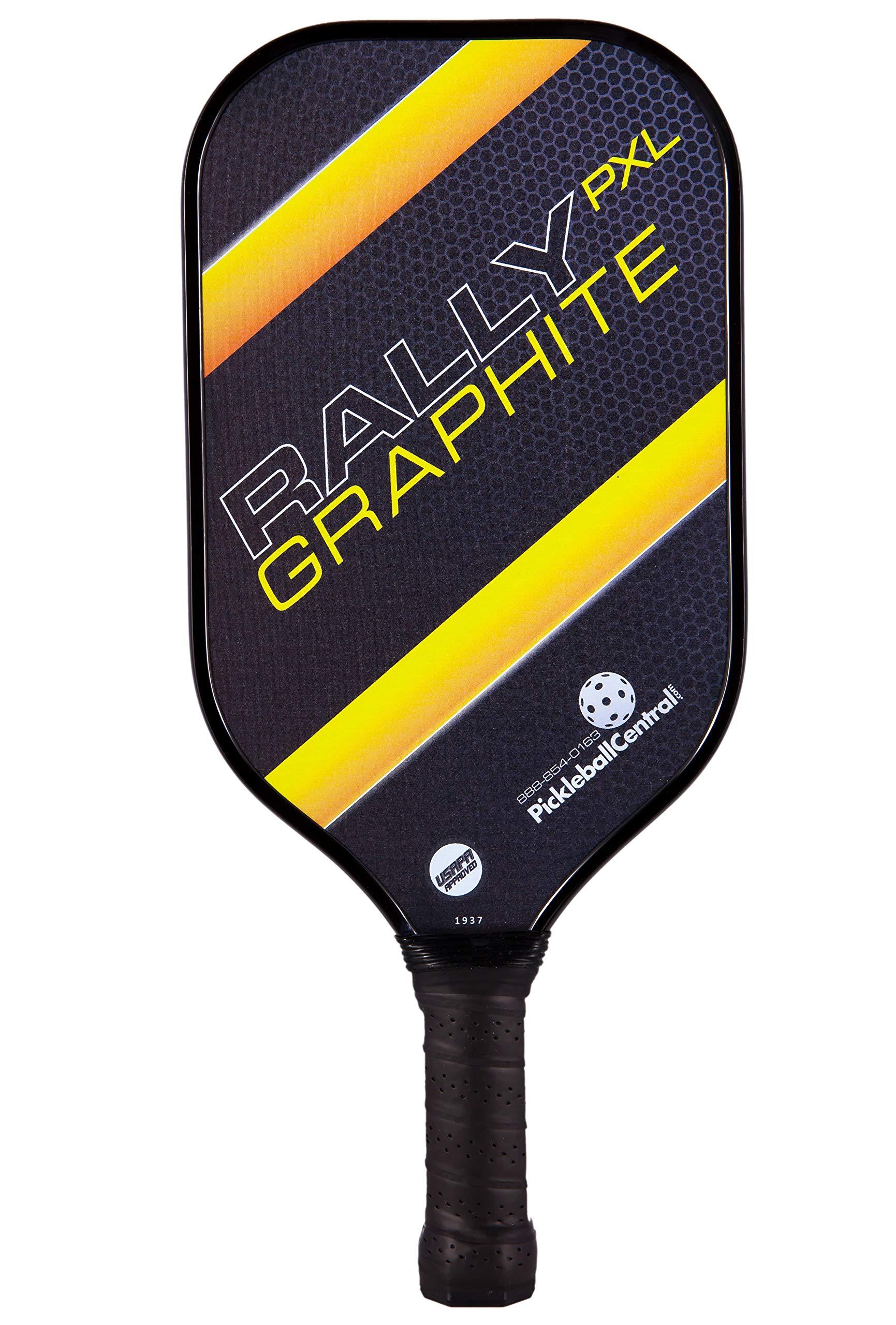 Rally PXL Graphite Pickleball Paddle Polymer Composite -6Z8H