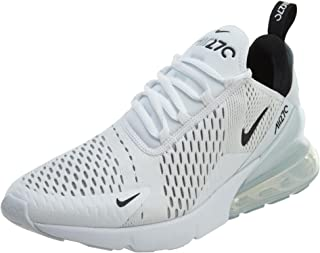 Nike Men's AIR MAX 270, White/Black-White