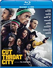 Cut Throat City - Blu-ray + DVD