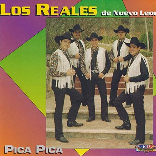 Estrella Fugaz By Los Reales De Nuevo Leon On Amazon Music Amazoncom
