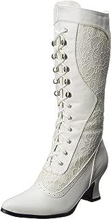 Women's 253-Rebecca Lace Heel Boot