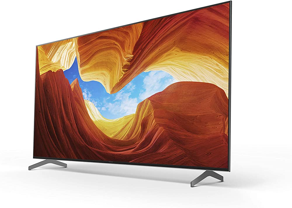 Sony televisore 55 pollici 4k ultra hd smart tv wi-fi KD-55XH9096