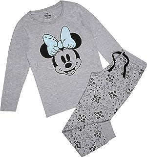 Disney Women's Minnie Mouse Smile Pyjama Set Pajama
