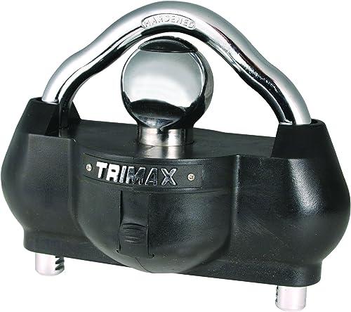 high quality Trimax UMAX100 Premium Universal 2021 Dual Purpose Coupler Lock outlet online sale , Black online