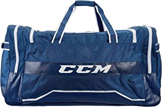 CCM 350 Deluxe Player Hockey Bag, Navy