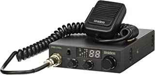 Uniden PRO510XL Pro Series 40-Channel CB Radio. Compact Design. Backlit LCD Display. Public Address. ANL Switch and 7 Watts of Audio Output. Unique PLL Circuit. S/RF LED Meter.