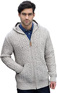 aran hoodie