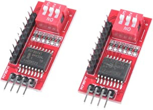 NOYITO PCF8574 IO Expansion Board I O Expander I2C Bus Evaluation Development Module (Pack of 2)