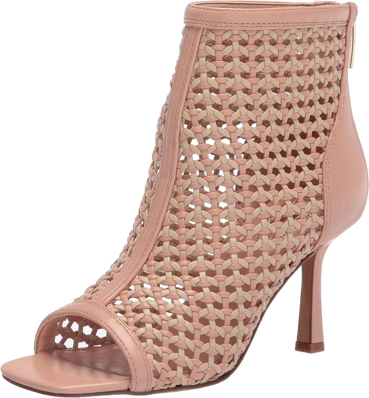 Vince Camuto Women's Topics on TV Emalani Heeled Woven Sandal Charlotte Mall