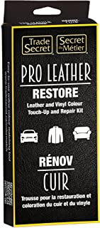 trade secret leather repair