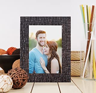 Art Street Synthetic Wall/Table Photo Frame with Stand (4 Inches X 6 Inches, Copper)