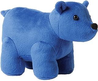 "Manhattan Toy Jellybeans Ruby 恐龙毛绒玩具 0 months to 999 months 5.5"" 蓝色"