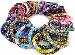 Best beaded roll-on bracelets from nepal Reviews