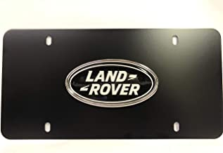 Best range rover license plate Reviews