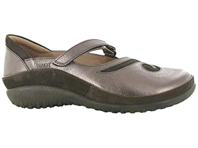 Naot Matai (Radiant Copper Leather/Hash Suede) Women