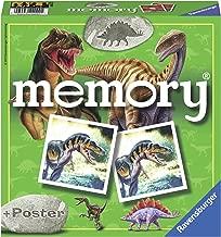 Ravensburger – Memory, diseño Dinosaurios (22099 1)