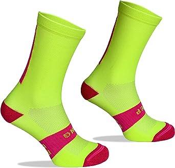 La Cosa Tiene Tela Calcetines Deportivos y Divertidos especiales para crossfit, running, ciclismo, gym o para vestir con personalidad. Transpirables y ligeros.