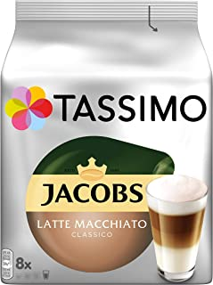Tassimo Jacobs Latte Macchiato classico (5 x 264 g)